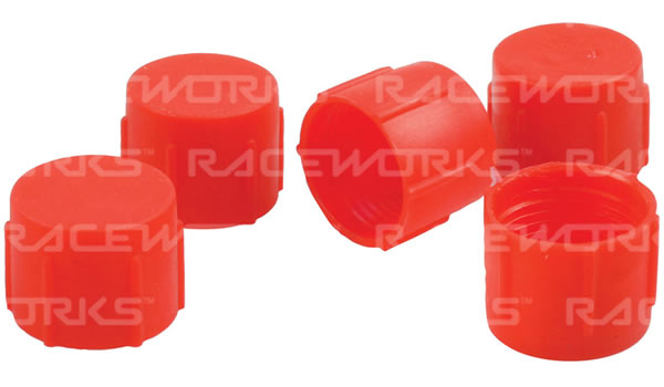 adapters an plastic flare caps RWF-820-08PL