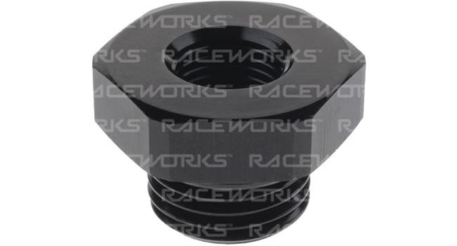 fittings o-ring plug RWF-813-06-02BK