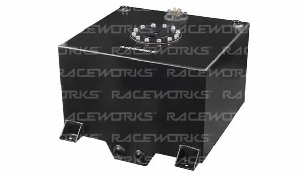 11black fuel cell with sender 38 litres 10 gallon ALY-072BK