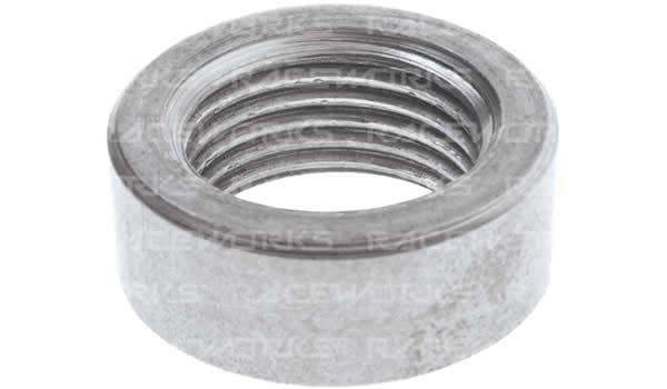 RWF-989-M18-S aluminium metric weld ons