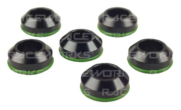 ALY-044 Lower Mounting Boss Kit R33 RB25DET/ S14 S15 SR20DET (6 Pack)