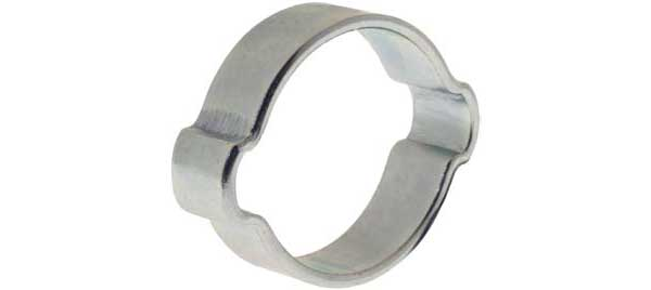hose clamp crimp type